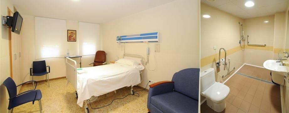 Recomendaciones durante la estancia | Hospital San Juan de ...