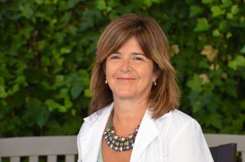Carmen Vicente Gaspar, gerente del Hospital San Juan de Dios de Zaragoza